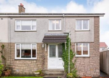 Thumbnail 4 bedroom semi-detached house for sale in Finlayson Quadrant, Airdrie, North Lanarkshire