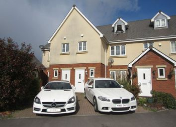 Thumbnail 4 bedroom town house for sale in Sentinel Court, Llandaff, Cardiff