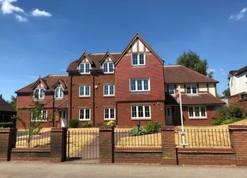 Thumbnail 2 bed flat to rent in The Rise, Christchurch Lane, Lichfield