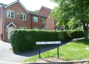 Thumbnail 3 bed semi-detached house to rent in Pear Tree Court, Rugeley