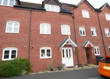 Thumbnail 4 bed town house for sale in Foss Road, Hilton, Derby