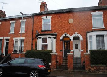 Thumbnail 2 bed terraced house for sale in Washington Street, Kingsthorpe, Northampton