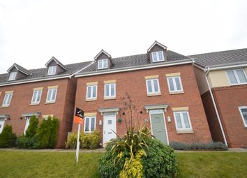 Thumbnail 4 bed semi-detached house to rent in Station Road, Donnington, Telford