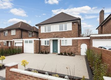 Thumbnail 5 bed detached house for sale in Corringway, London