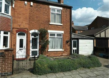 Thumbnail 3 bed semi-detached house for sale in Bathwood Drive, Sutton-In-Ashfield, Nottinghamshire