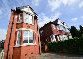 Thumbnail 4 bed detached house to rent in Wellington Road North, Heaton Chapel, Stockport