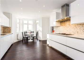 Thumbnail 3 bed flat for sale in Palace Court, Hampstead, London