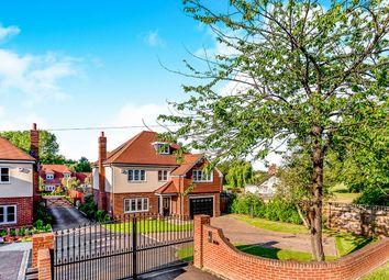 Thumbnail 6 bedroom detached house for sale in Bromham Road, Biddenham, Bedford