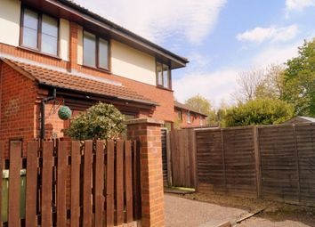 Thumbnail 2 bed property to rent in Heppleswell, Milton Keynes