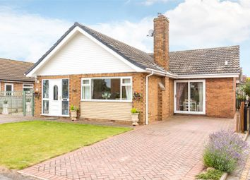 Thumbnail 4 bed detached bungalow for sale in Greenacres Crescent, Brayton, Selby