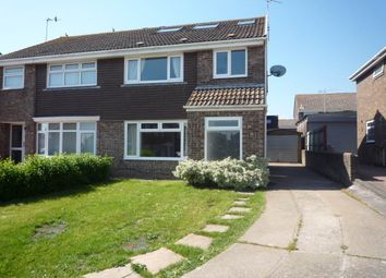 Thumbnail 4 bed semi-detached house to rent in Smeaton Close, Rhoose, Vale Of Glamorgan