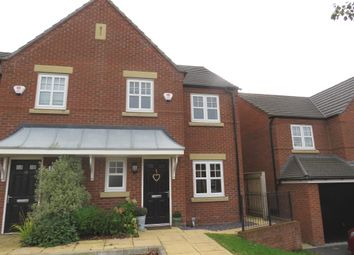 Thumbnail 3 bed end terrace house for sale in Holford Drive, Winsford