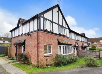 Thumbnail 2 bed end terrace house for sale in Biscay Close, Littlehampton