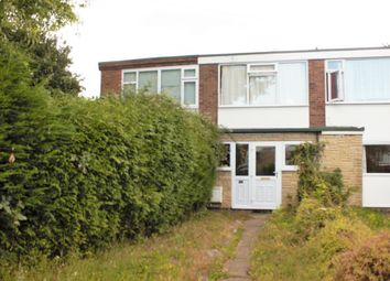Thumbnail 2 bed end terrace house to rent in Telford Way, Leicester