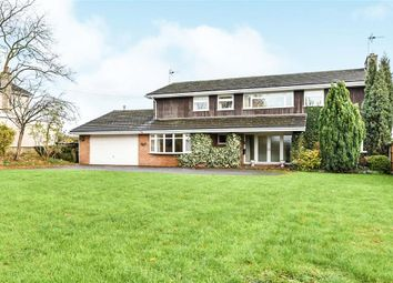 Thumbnail 4 bedroom detached house for sale in Dalbury Lees, Ashbourne