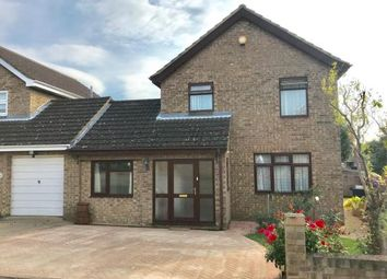 Thumbnail 3 bed detached house for sale in Edinburgh Drive, Eaton Socon, St. Neots, Cambridgeshire