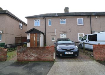 Thumbnail 3 bed end terrace house for sale in Brooks Avenue, London