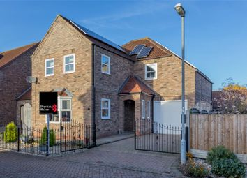 Thumbnail 4 bed detached house for sale in St. Martins Park, Owston Ferry, Doncaster, Lincolnshire