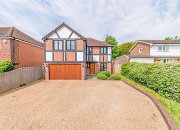 Thumbnail 4 bedroom detached house to rent in Chalkpit Lane, Oxted, Surrey
