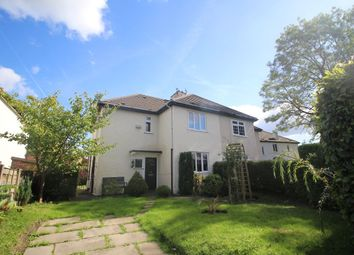 Thumbnail 3 bed semi-detached house to rent in The Drive, Didsbury, Manchester