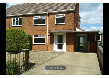 Thumbnail 3 bed semi-detached house to rent in Northfield Cottages, Elstronwick, Hull