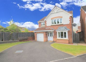 Thumbnail 4 bed detached house for sale in Kidlaw Crescent, Alloa