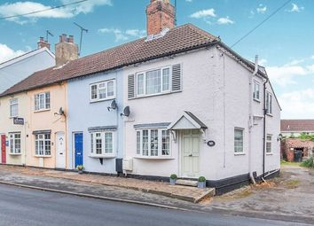 Thumbnail 2 bedroom terraced house for sale in The Row, Cantley, Doncaster