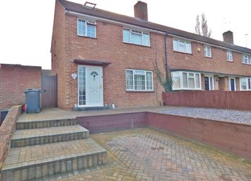 Thumbnail 3 bed end terrace house for sale in Dockenfield Close, Bedhampton, Havant