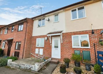 Thumbnail 2 bed terraced house for sale in Stonechat Close, Weymouth