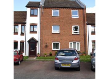 Thumbnail 2 bed flat to rent in Chave Court, Hereford