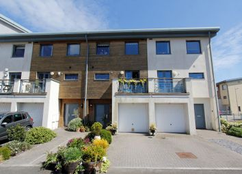 Thumbnail 4 bed town house for sale in St. Catherines Court, Maritime Quarter