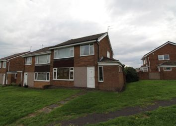 Thumbnail 3 bed semi-detached house for sale in Gairloch Drive, Pelton, Perkinsville, Chester Le Street