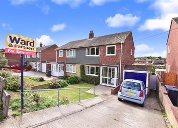 Thumbnail 3 bed semi-detached house for sale in Millstrood Road, Whitstable, Kent