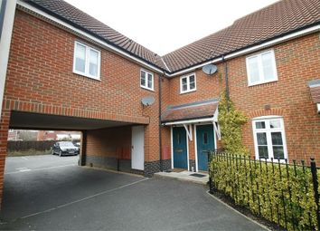 Thumbnail 2 bedroom flat for sale in Turing Court, Kesgrave, Ipswich