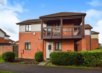 Thumbnail 2 bedroom end terrace house for sale in Ashpole Furlong, Loughton, Milton Keynes