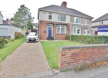 Thumbnail 3 bed semi-detached house for sale in Ridgeway Road, Sheffield