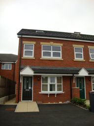 Thumbnail 3 bed mews house to rent in James Street, Wolstanton, Newcastle-Under-Lyme