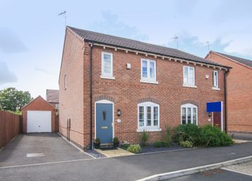 Thumbnail 3 bedroom semi-detached house for sale in Circuit Drive, Long Eaton, Nottingham