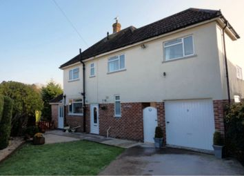 Thumbnail 4 bed detached house for sale in Ashleigh Close, Weston-Super-Mare