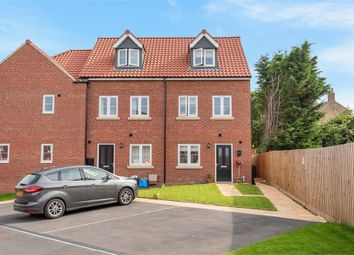 Thumbnail 3 bed end terrace house for sale in Headland Rise, Malton, North Yorkshire