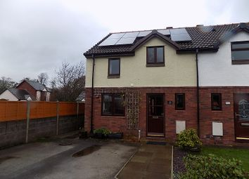 Thumbnail 3 bed semi-detached house to rent in Waters Meet, Warwick Bridge, Carlisle