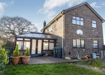 Thumbnail 4 bed detached house for sale in Lapwing Close, Bradwell, Great Yarmouth