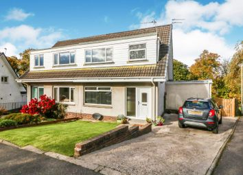 Thumbnail 4 bed semi-detached house for sale in Priory Road, Linlithgow