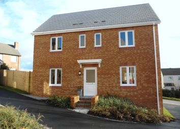 Thumbnail 4 bedroom detached house to rent in 4 Bedroom Detached House, Barton Drive, Barnstaple