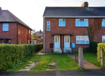 Thumbnail 1 bed flat for sale in Woodlands, Doncaster