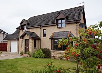 Thumbnail 4 bed detached house for sale in Glen Elgin Drive, Elgin