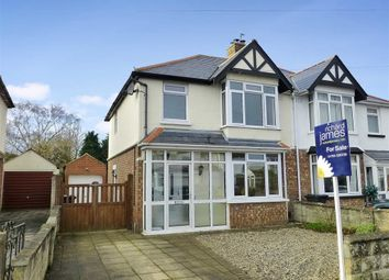 Thumbnail 3 bed semi-detached house for sale in Broome Manor Lane, Old Town, Swindon