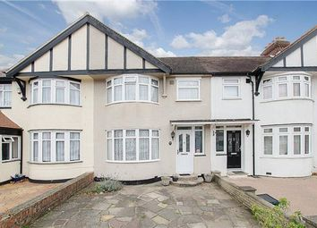 Thumbnail Terraced house for sale in Egham Crescent, Sutton, Surrey