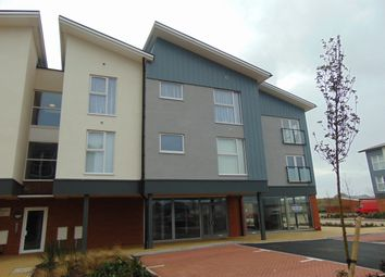 Thumbnail 2 bed flat to rent in Oakwood House, Defiant House, Hawkinge, Kent