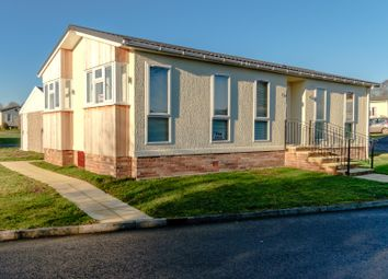 Thumbnail 2 bed mobile/park home for sale in The Dell, Builth Wells